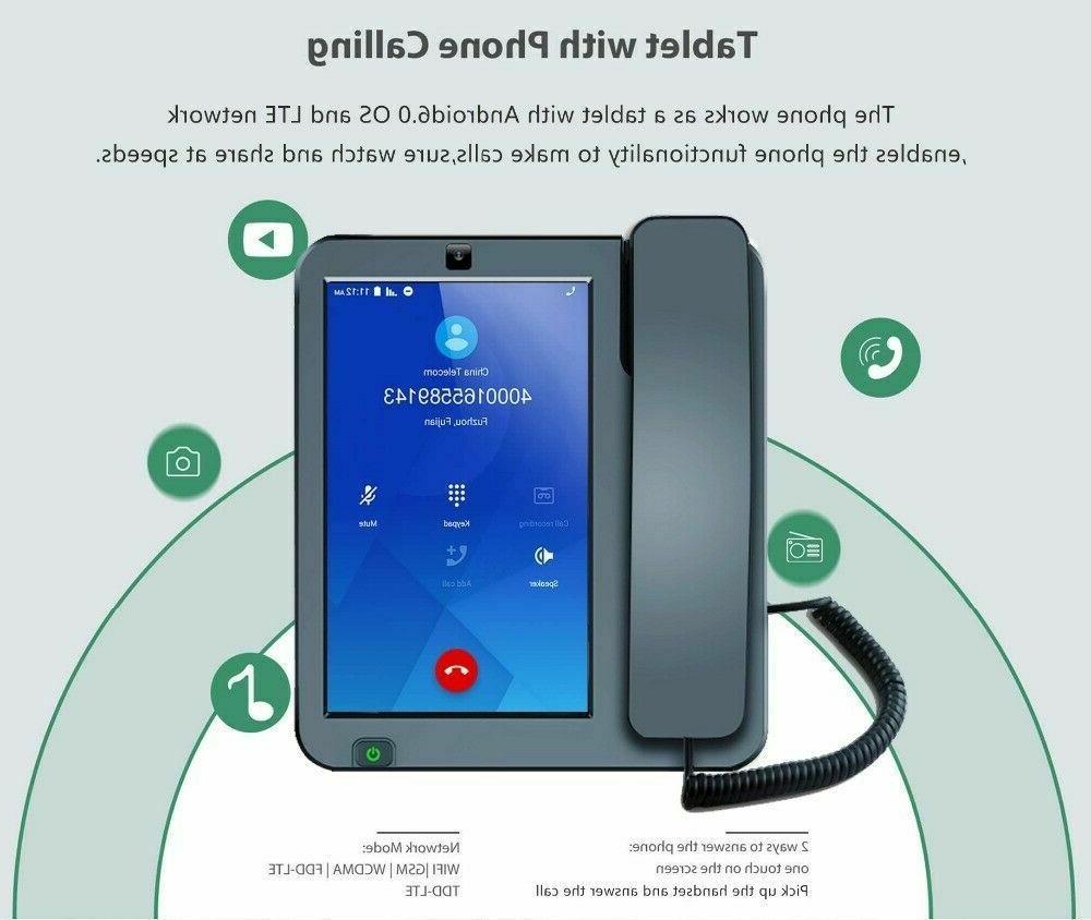 Smart Wireless Network Desk
