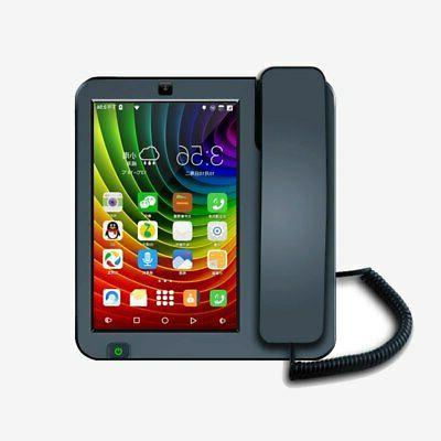 "Smart WiFi Fixed 8"" 4G SIM 6.0 videophone"