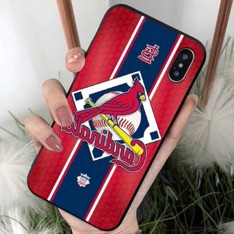 st louis cardinals mlb phone case cover