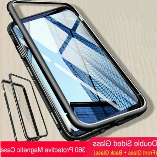 Case Note10+S10+ Magnetic Adsorption Two