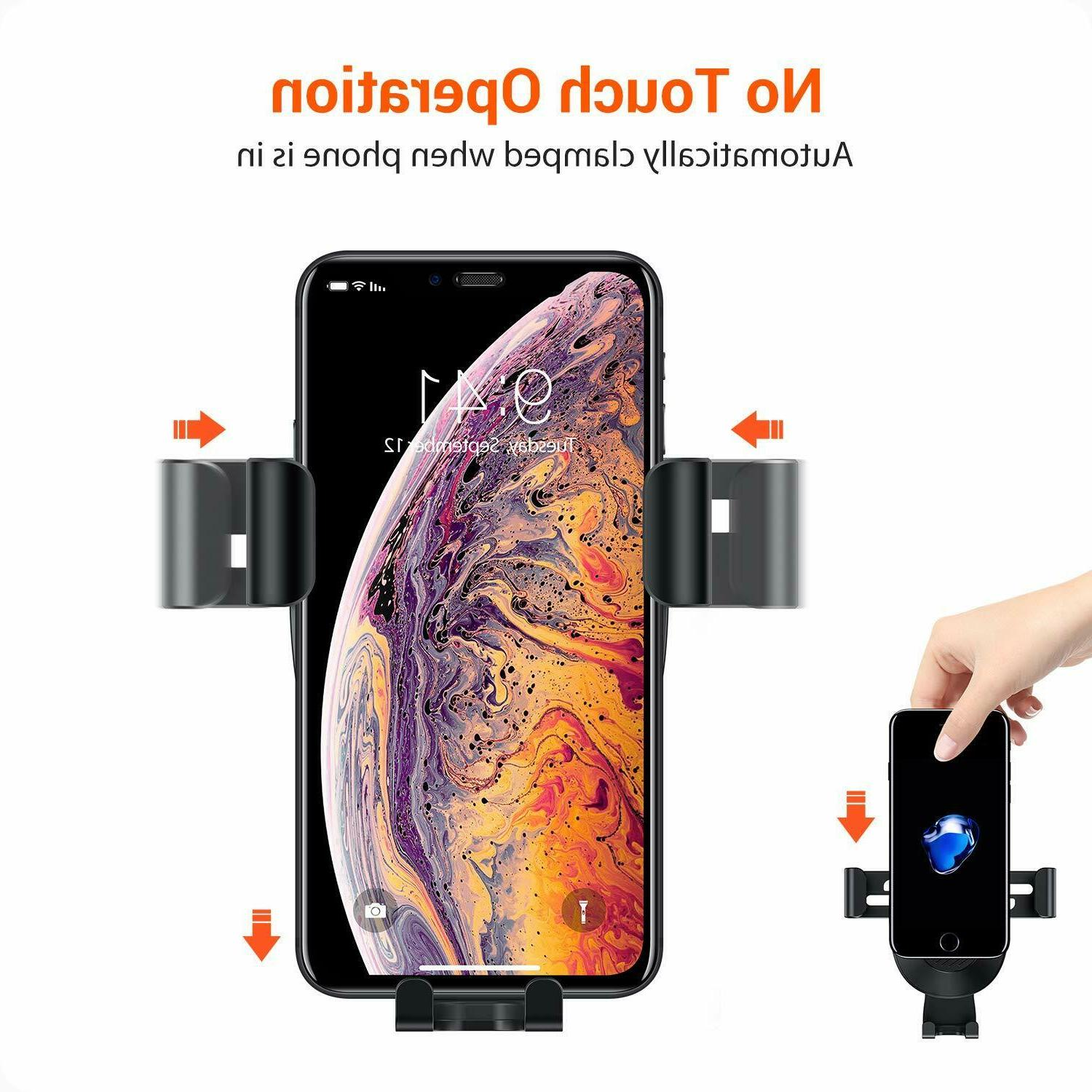 TORRAS Phone Holder, Cradle with Suction
