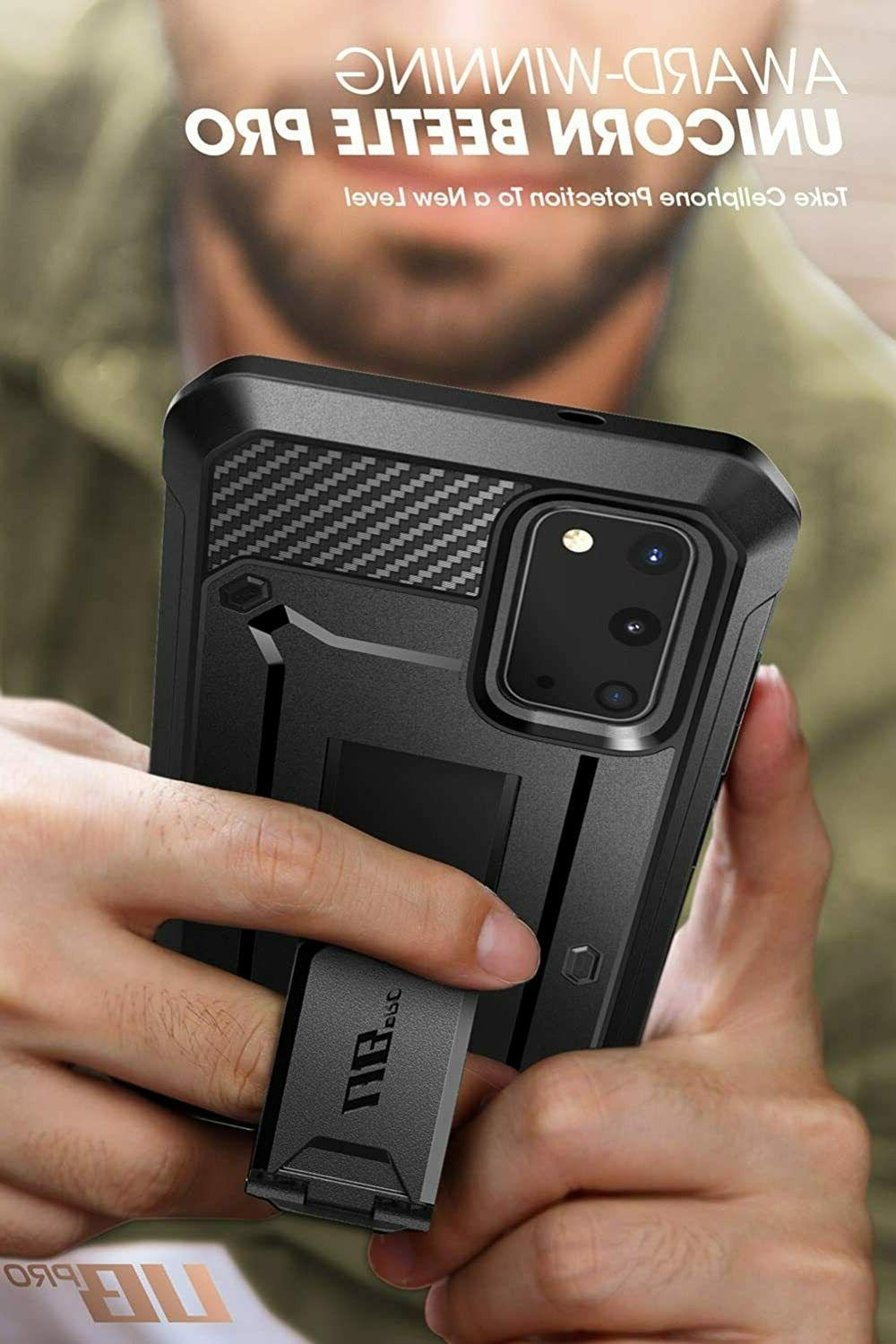 For Galaxy S20 FE, SUPCASE Full-Body Layer Rugged
