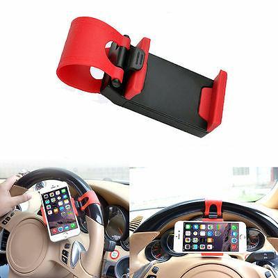 Universal Steering Wheel Mobile GPS Bracket