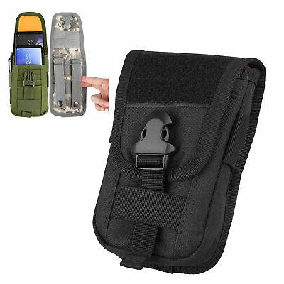 universal tactical cell phone belt pack bag