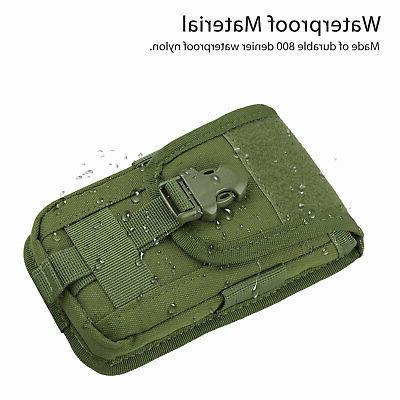 Universal Tactical Belt Bag Molle Waist Pouch