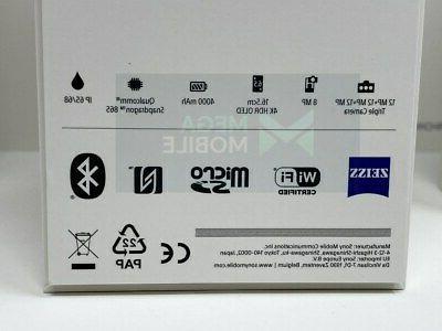 Sony 1 XQ-AT52 256GB 8GB SIM COLORS