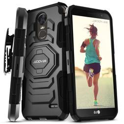 LG Stylo 3 / Stylo 3 Plus Case, Evocel Dual Layer Case with