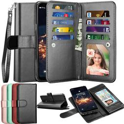 For LG Stylo 4 / Stylo 5 Wallet Leather Phone Case Flip Hold