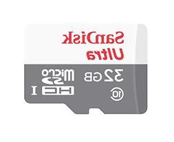SanDisk 32GB microSD 32G microSDHC ultra 48MB/s UHS-I C10 mi