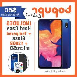 New Samsung Galaxy A10e 32GB Factory Unlocked World Phone +