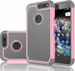 """NEW Google Pixel XL 5.5"""" Hybrid Cool Case by Tekcoo Cell Pho"""