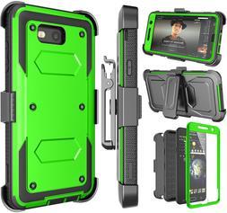 Njjex Galaxy J7 Sky Pro Case,For J7 V/ J7 Perx / J7 Prime