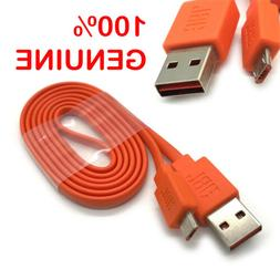 original micro usb fast charger flat cable