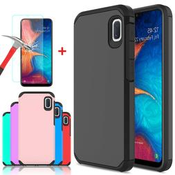 For Samsung Galaxy A10e A11 A01 A20 A50 Phone Case Cover,Gla