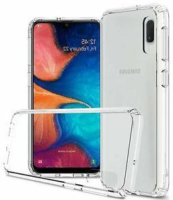 For Samsung Galaxy A10e Silicone TPU Case Rubber Slim Grip C