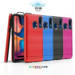for SAMSUNG GALAXY A20 / A30 / A50  Phone Case Brushed Slim