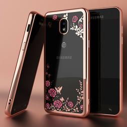 For Samsung Galaxy J7 Refine / J7 2018 Luxury Crystal Bling