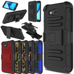 For Samsung Galaxy J7 V 2017/Sky Pro/Prime Shockproof Case W