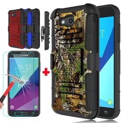 For Samsung Galaxy J7 Sky Pro/V/J7 Prime Kickstand Phone Cas