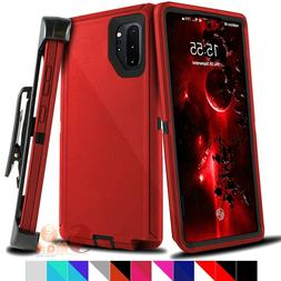 For Samsung Galaxy Note 10 10 Plus Shockproof Defender Case