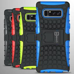For Samsung Galaxy Note 8 Case Hard Protective Kickstand Sli