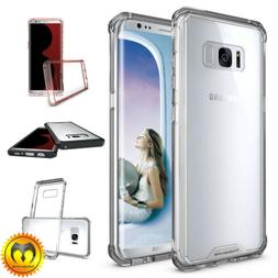 For Samsung Galaxy Note 8/S8+Plus Clear Shockproof Bumper Sl