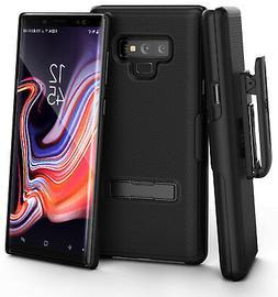 Encased Samsung Galaxy Note 9 Belt Clip Case with Slim Kicks