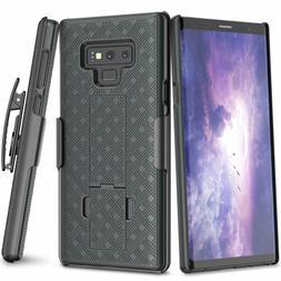 Samsung Galaxy Note 9 Holster Combo Belt Clip Cell Phone Cas
