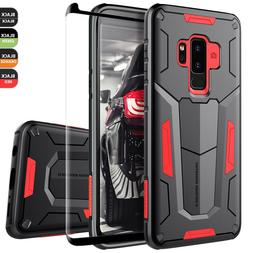 For Samsung Galaxy Note 9 /S9/Plus Case Defender Cover +Blac