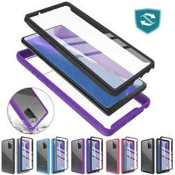 For Samsung Galaxy Note20/20 Ultra 5G Case Clear Slim Shockp