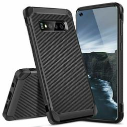 For Samsung Galaxy S10 Plus/S10/S10e/Note 9/8/S9/S8 Carbon F