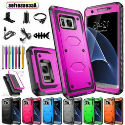 For Samsung Galaxy S6/S7 Edge/S8/S9/S20/Note 10 Plus Shockpr