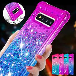 For Samsung Galaxy S8 S9 S10 Note 10 Plus Phone Case Glitter