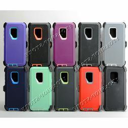Samsung Galaxy S9 / Galaxy S9+ Plus Defender Shockproof Case