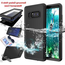 Samsung Galaxy S9 S10+ Note8 S8 Slim Waterproof Shockproof D