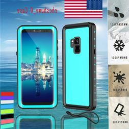 For Samsung Galaxy S9 Plus Waterproof Case Shockproof Screen