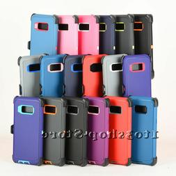 Samsung Galaxy S8 / Galaxy S8+ Plus Defender Shockproof Case