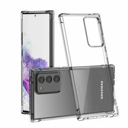 Shockproof Transparent TPU Silicone Case Cover For Samsung G