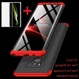 SLIM SHOCKPROOF 360 Case Screen Protector For Samsung Galaxy