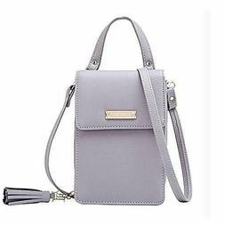 Small Tassel Purse Handbag, Techcircle Elegant Shoulder Bag