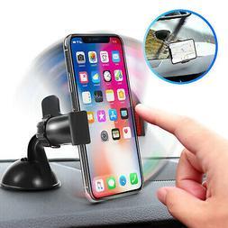 Insten 360-degree Swivel Universal Car Mount Phone Holder Fo