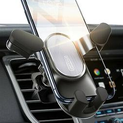 TORRAS Car Phone Holder,  Cell Phone Mount Cradle for Car...
