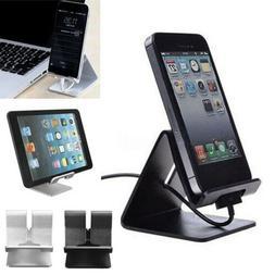 Universal Aluminum Desktop Desk Stand Holder Mount For Cell