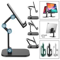 Universal Foldable Cell Phone Tablets Desktop Stand Desk Hol